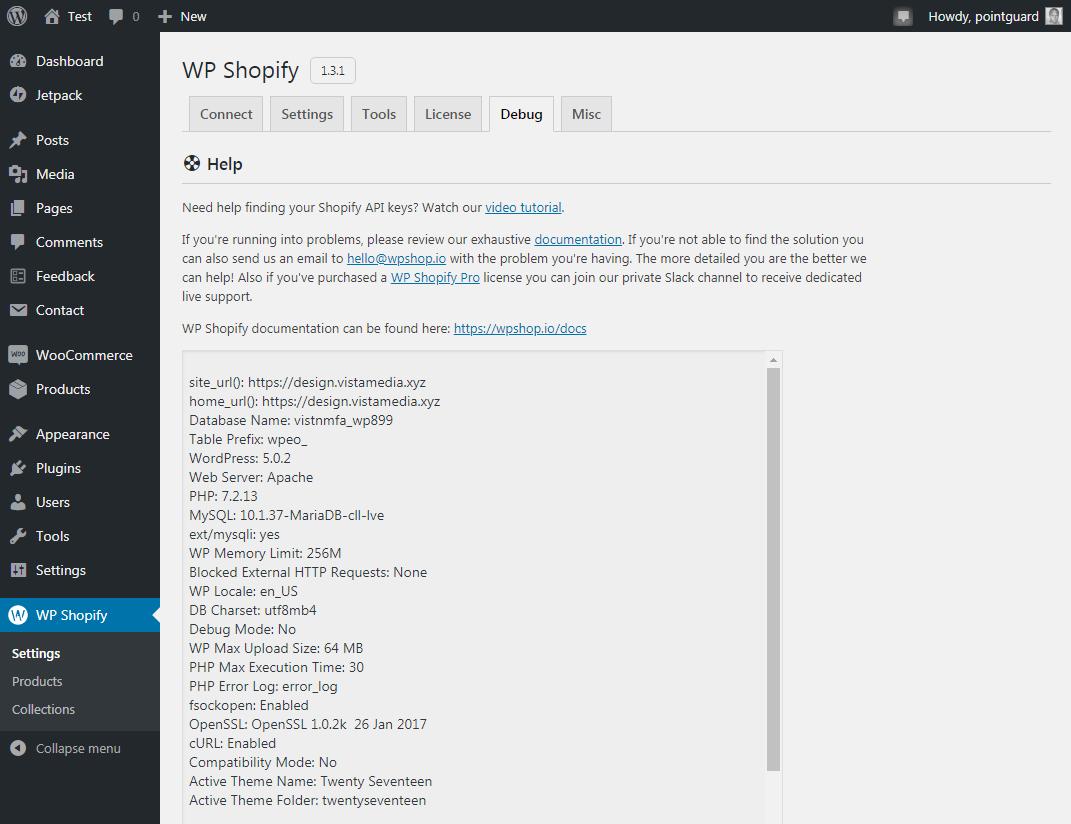 Shopify-ni WP Shopify ilə WordPress-ə necə əlavə etmək olar 19