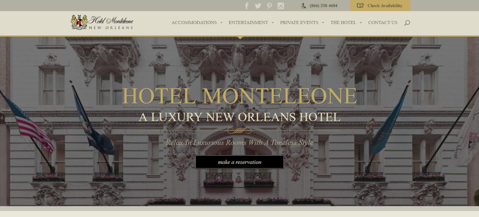 Khách sạn Monteleone
