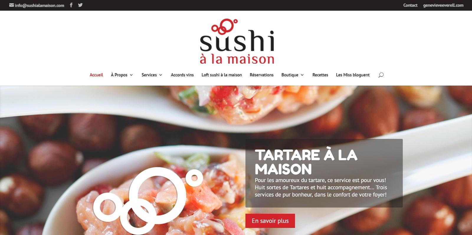 Sushi A La Maison