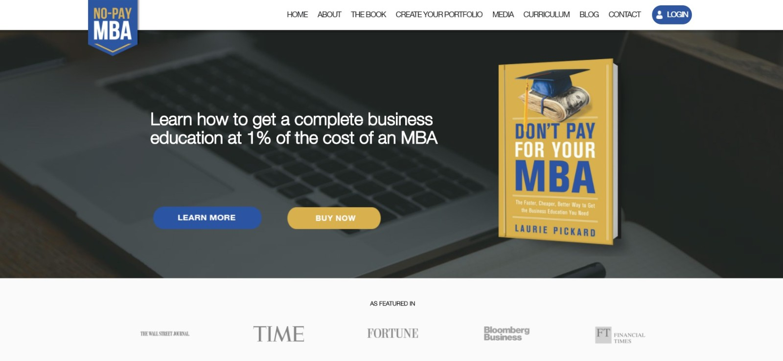 MBA không lương