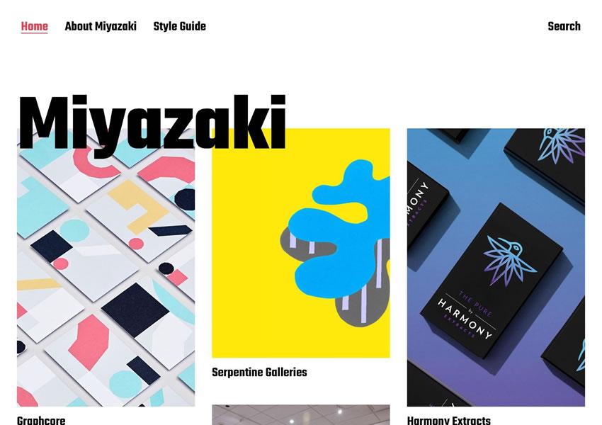 Miyazaki Elegant wordpress miễn phí chủ đề wp đáp ứng thiết kế sáng tạo cơ quan danh mục đầu tư máy ảnh