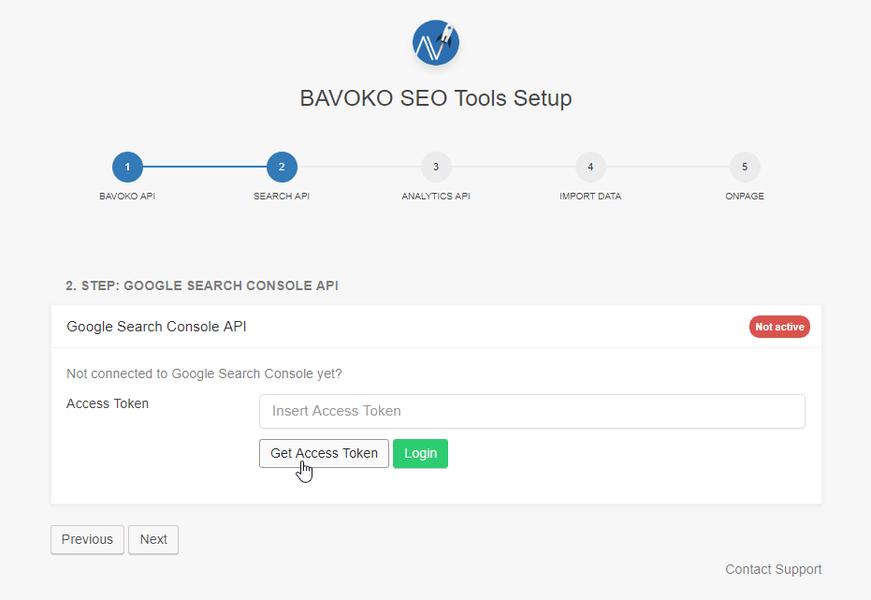 Configuración inicial de Bavoko WordPress SEO Pro 1