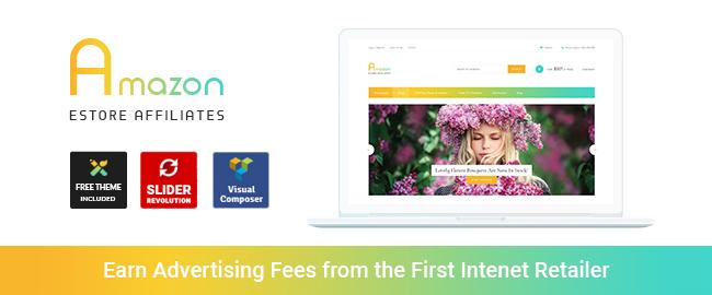 Amazon  eStore WordPress Plugin'i əlaqələndirir