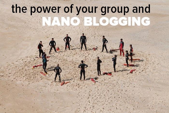 Nano-blog və qrupunuzun gücü