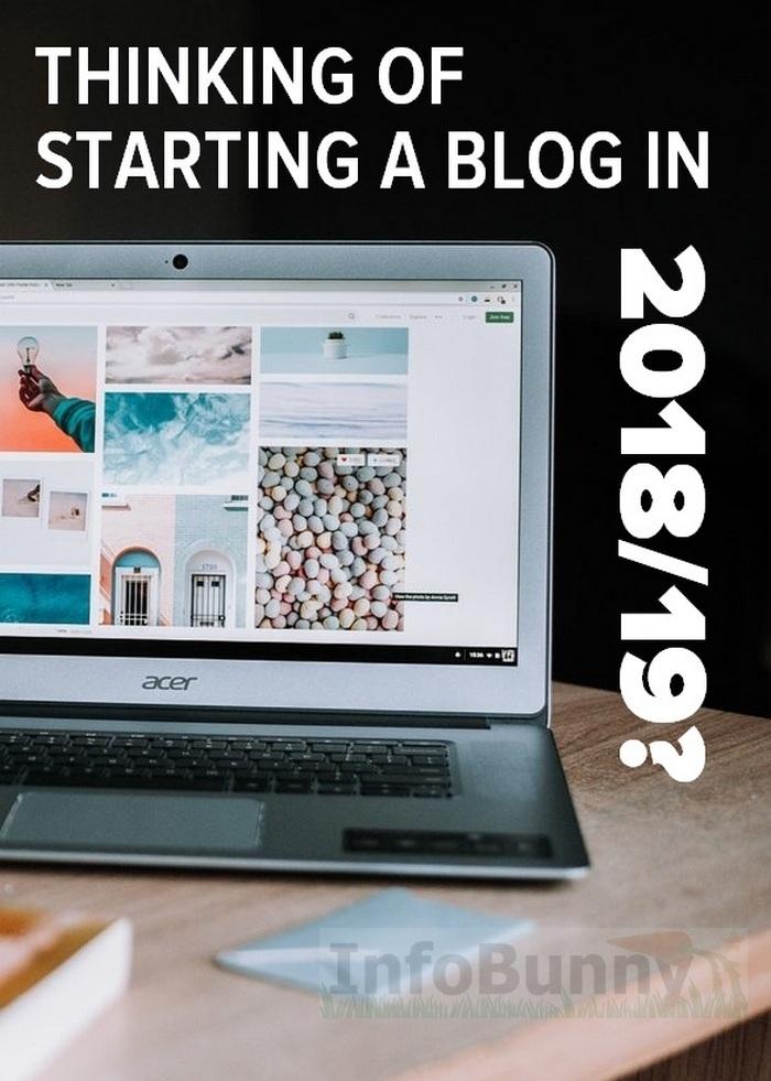 Bir bloga başlamağı düşünürsən?