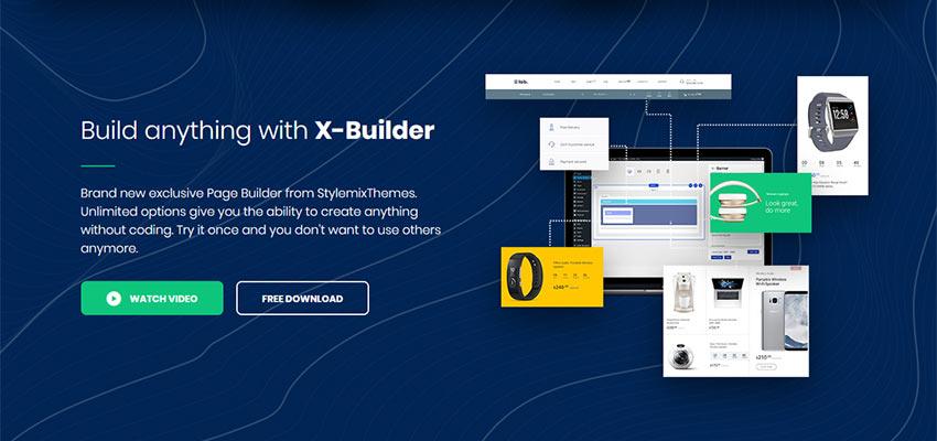 StylemixHelp X-Builder