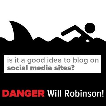 Sosiaalinen blogin kirjoittaminen: onko hyvä idea blogoida sosiaalisen median alustoilla …
