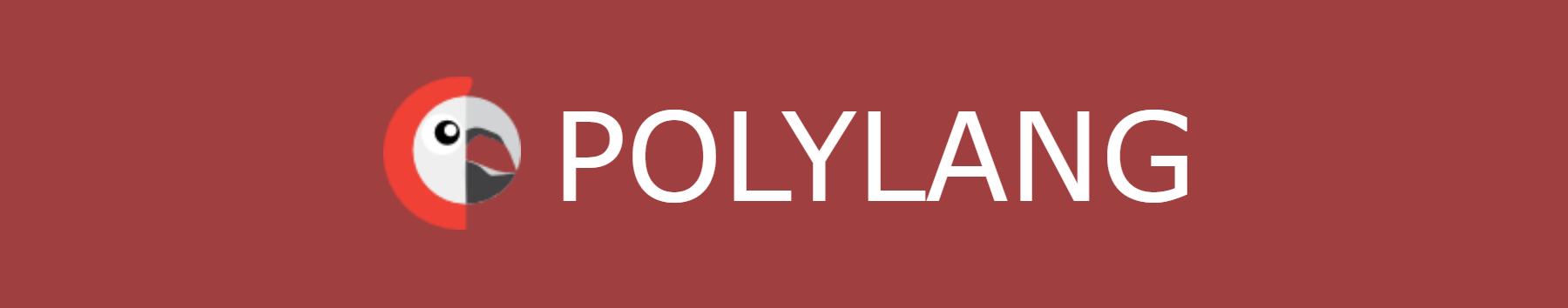 Flerspråklig Polylang-plugin-logo