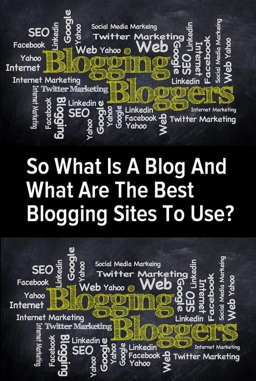 ən yaxşı blog səhifələri
