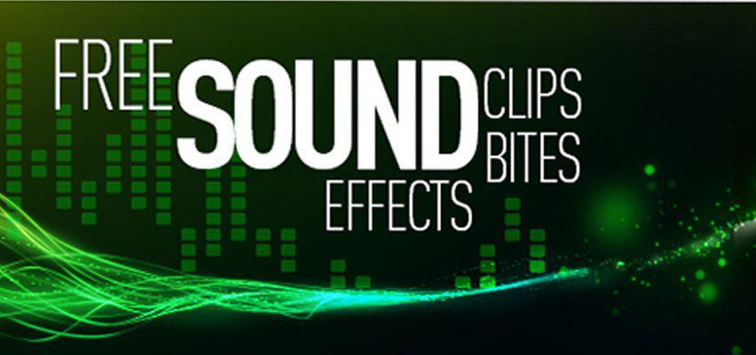 SoundBible Efectos de sonido gratis