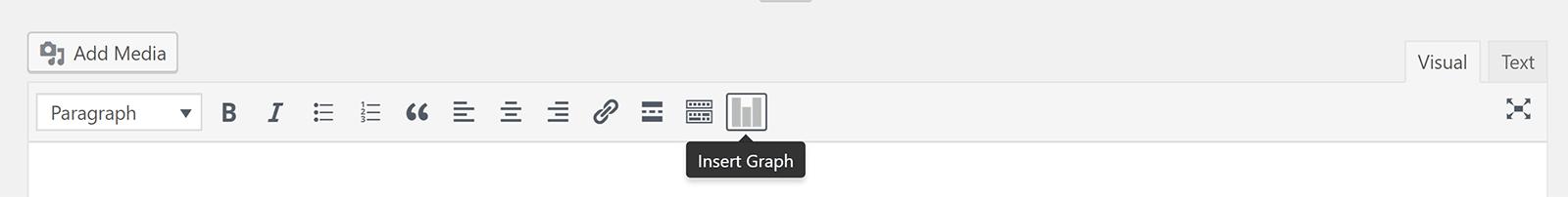 WordPress çizelgeleri və masalar düyməsini