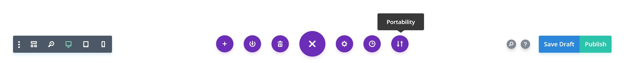 Divi Builder istifadəçi interfeysi üçün göstərişlər