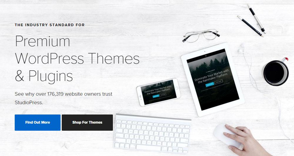 Các chủ đề WordPress tốt nhất? (2020) 2