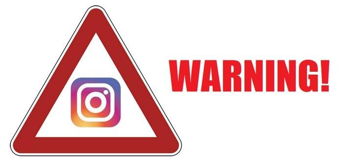 iNSTAGRAM-WARNING-DAILY-CONSISTENT-ACTIVITY-REQUIRED - El juego de seguidores de Instagram