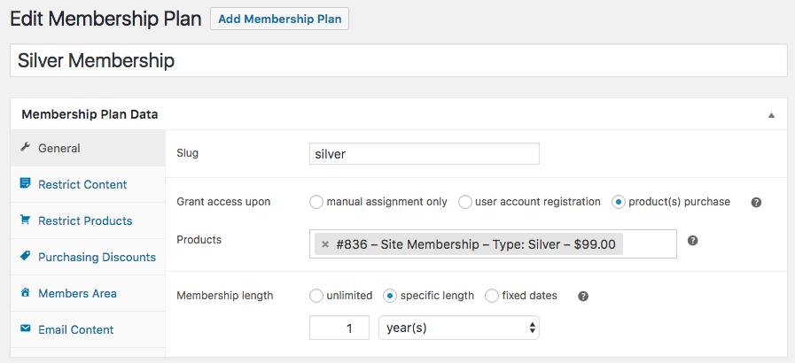 WooCommerce-Mitgliedschaften