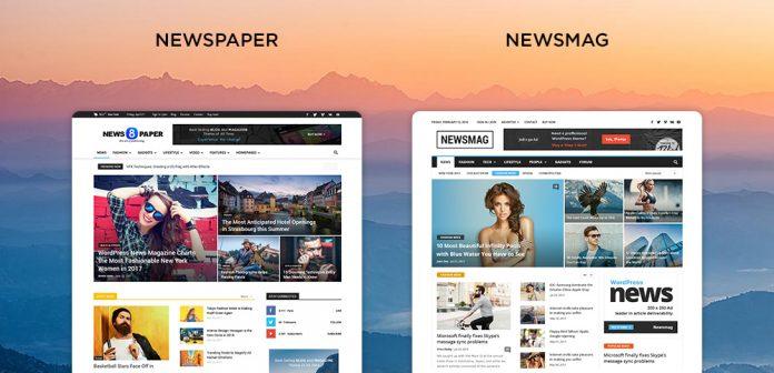 Periódico vs Newsmag