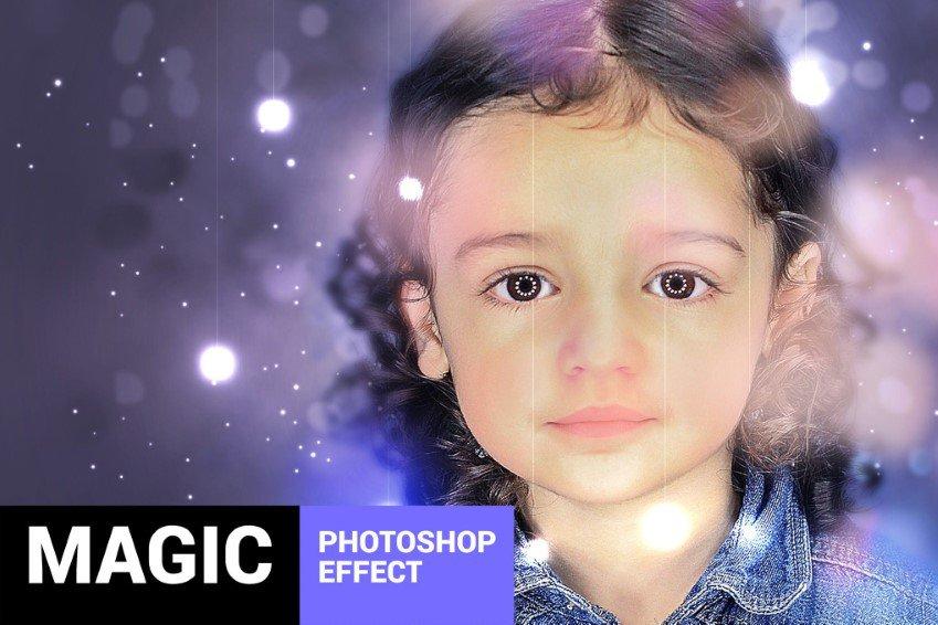 Magicum Studio valot Photoshop Action