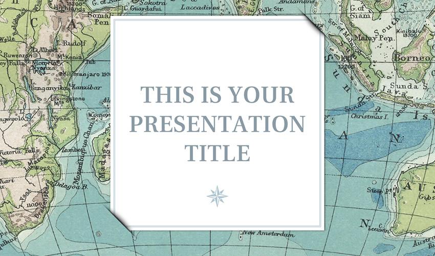 Plantilla gratuita de presentación del tema Dion Google Slides
