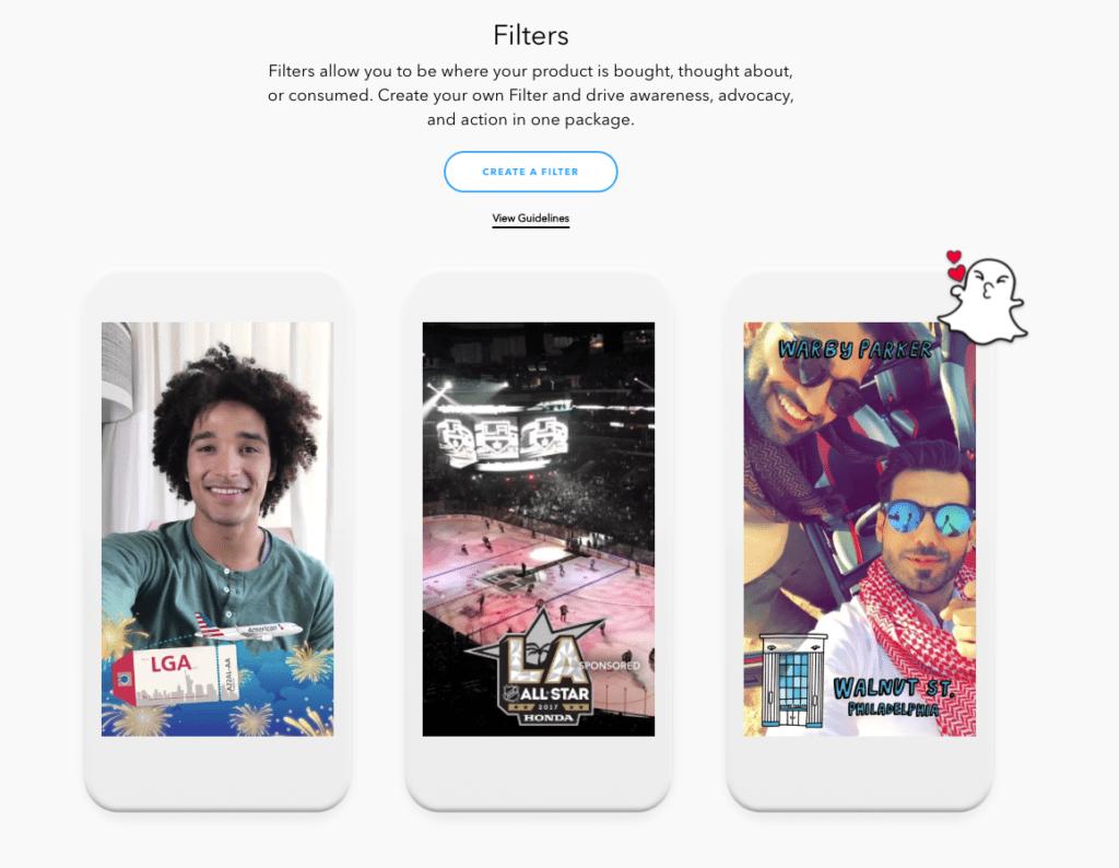 Niyə düşünməlisiniz YouTube və kommersiya istifadəsi üçün Snapchat 6