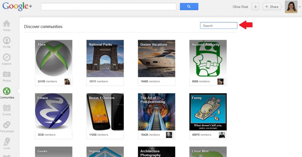 Google Plus 19