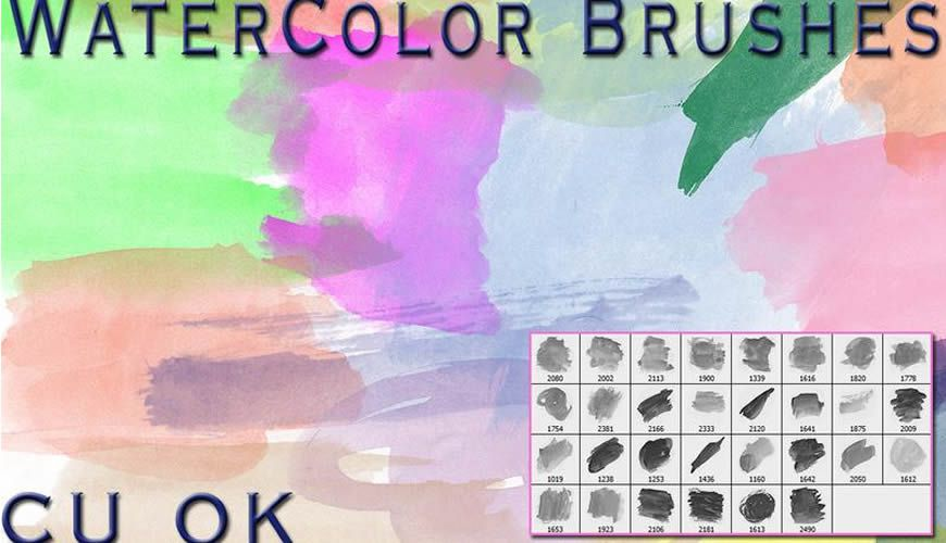 Free High Resolution Photoshop Brushes for Photoshop