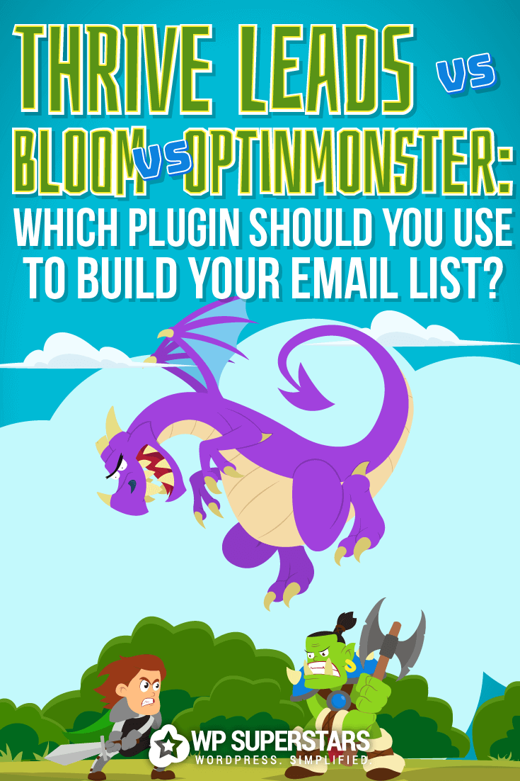 Thrive lidera a Bloom contra OptinMonster: ¿Qué plugin necesitas para construir tu lista ... 1