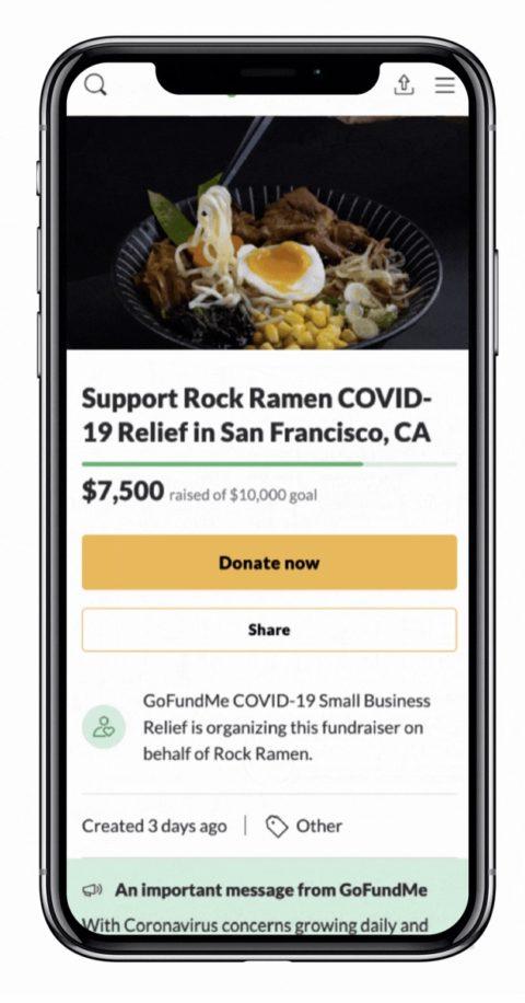 Yelp, kullanıcıların COVID-19 kapanışlarına yanıt olarak küçük işletmelere bağış yapmalarını sağlar