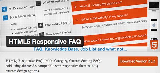 Preguntas frecuentes sobre html5