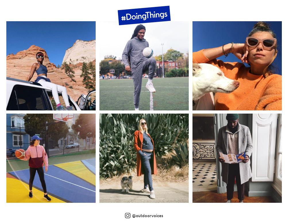 Las herramientas de compras de Instagram de terceros a menudo tienen características que le permiten seleccionar contenido generado por el usuario
