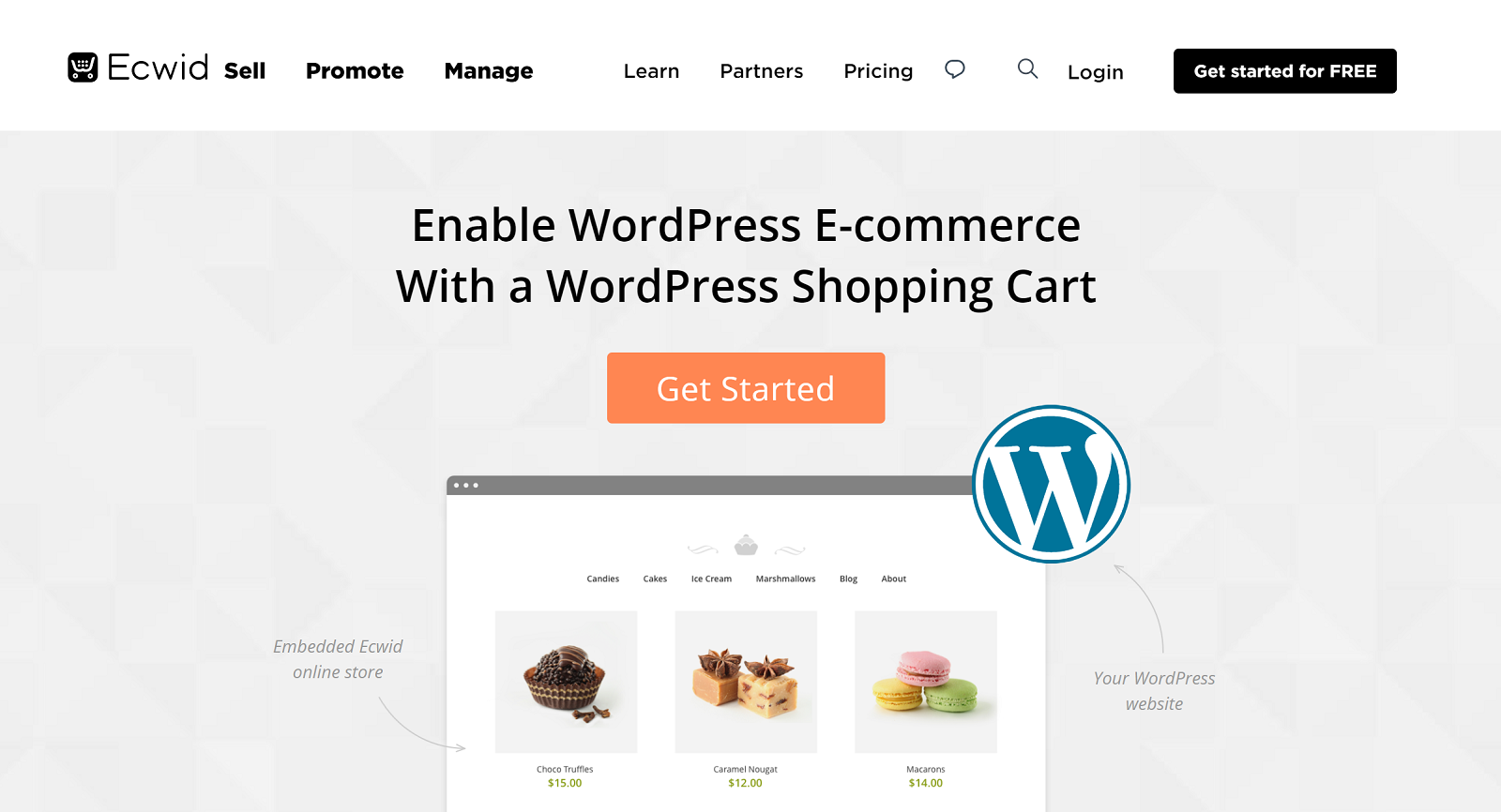 Ecwid WordPress Plugin