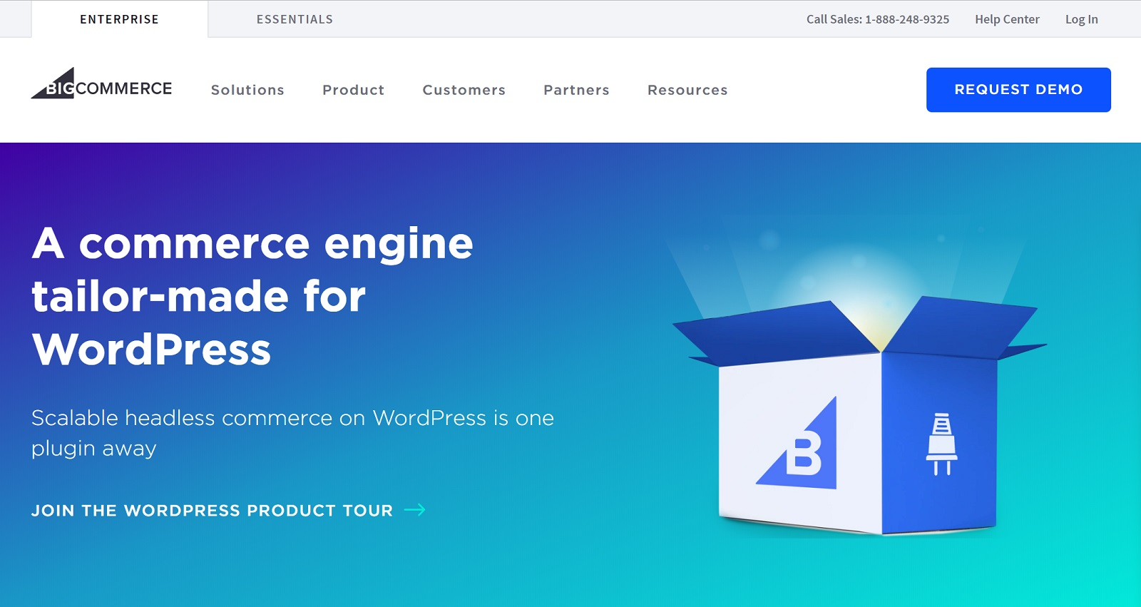 WordPress BigCommerce -laajennus