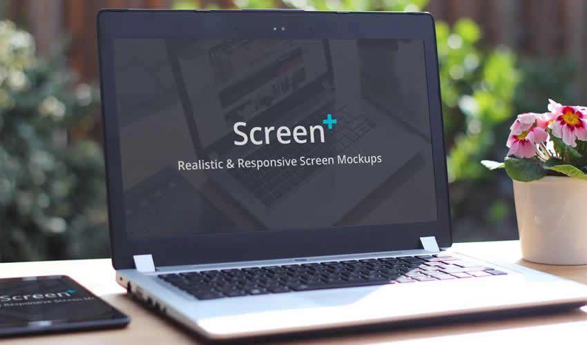 ekran screenlus real haqqinda cavabdeh maska şablonu web dizayn edit ps photoshop