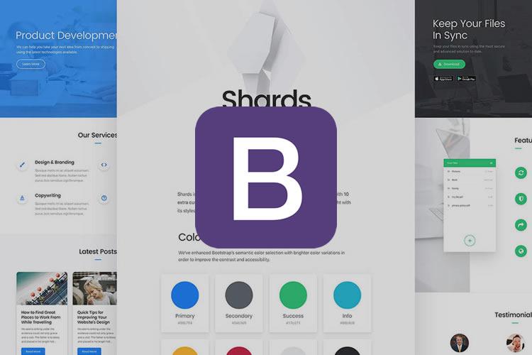 15 bộ giao diện người dùng Bootstrap 4 miễn phí 1