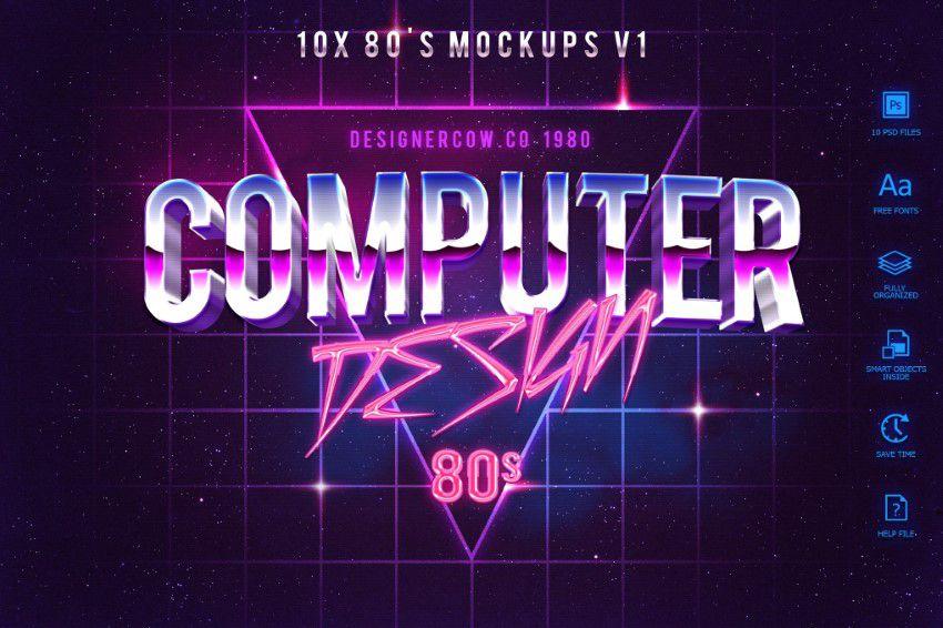 80-ci illərin tərzi mətni