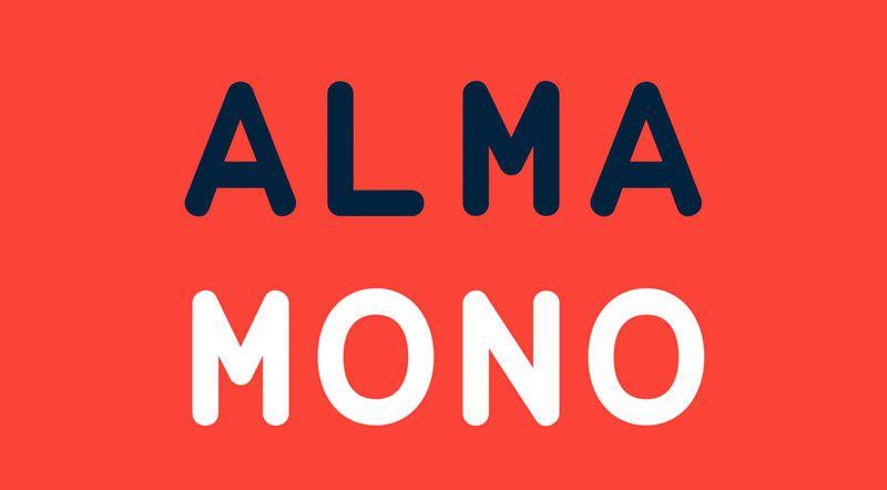 Alma Mono proqramlaşdırma kod mənbələri