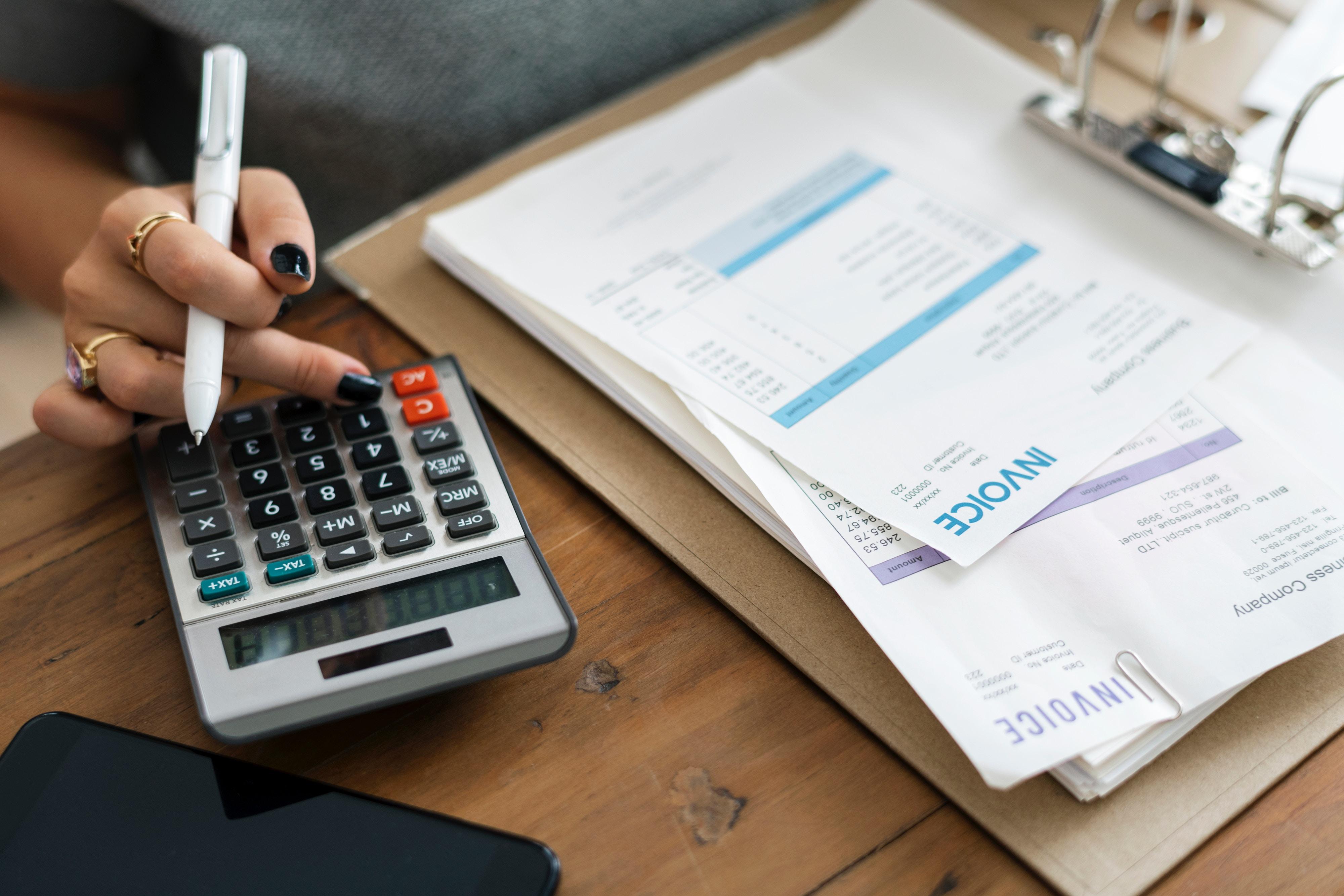 Lista de verificación contable de fin de año