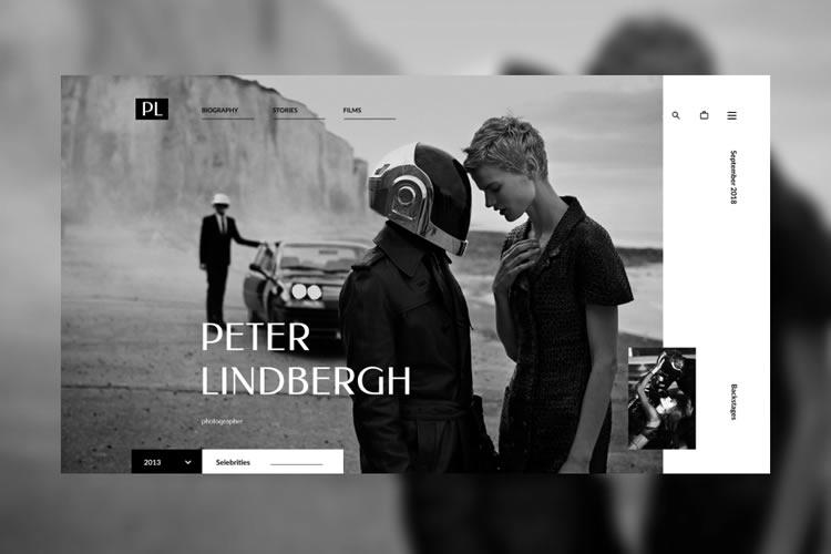 25 verkkosivustoa valokuvaajien portfoliosta verkkosivujen suunnittelun inspiraatiota varten