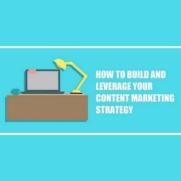 Wykorzystaj swoją strategię marketingu treści, aby zwiększyć ruch