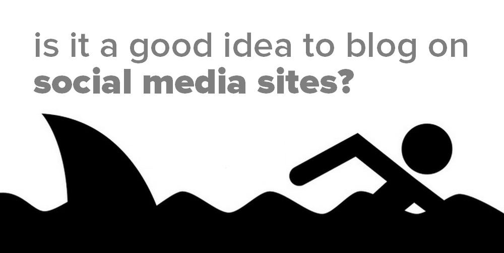Sosial bloginq: sosial mediada blog etmək yaxşı bir fikirdirmi?