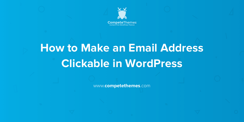 Cómo hacer que se pueda hacer clic en una dirección de correo electrónico en …