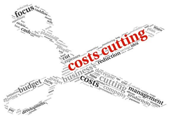 recortar costos