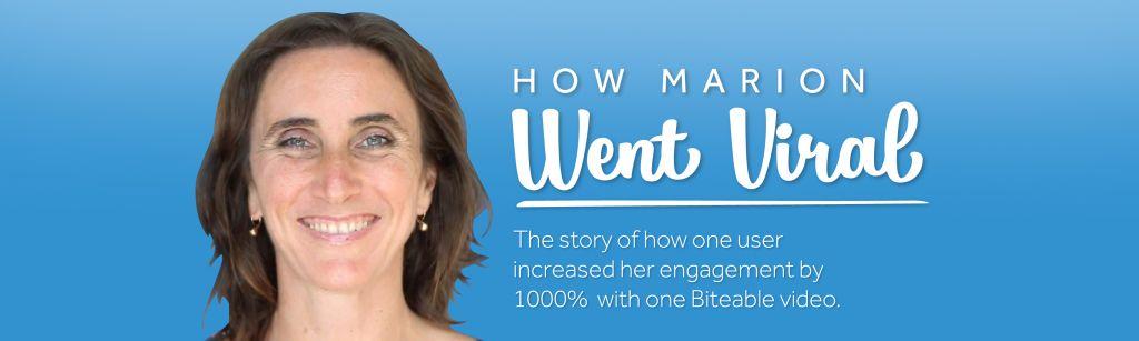 Hur Marion blev viral | Biteable 1