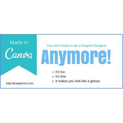 Luo kuvia blogiisi Canvan avulla