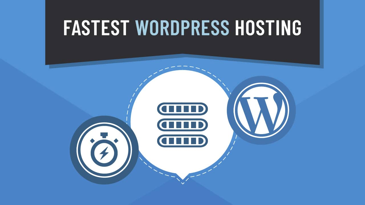 Lưu trữ WordPress nhanh nhất: 7 so sánh máy chủ (2020) 4