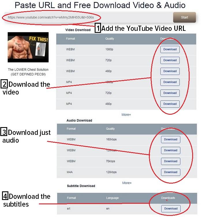Estrategia de video de YouTube