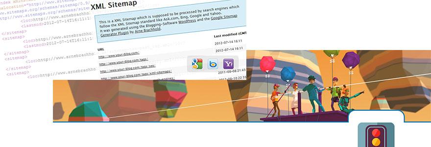 Sơ đồ trang web Google XML so với SEO SEO Yoast 2