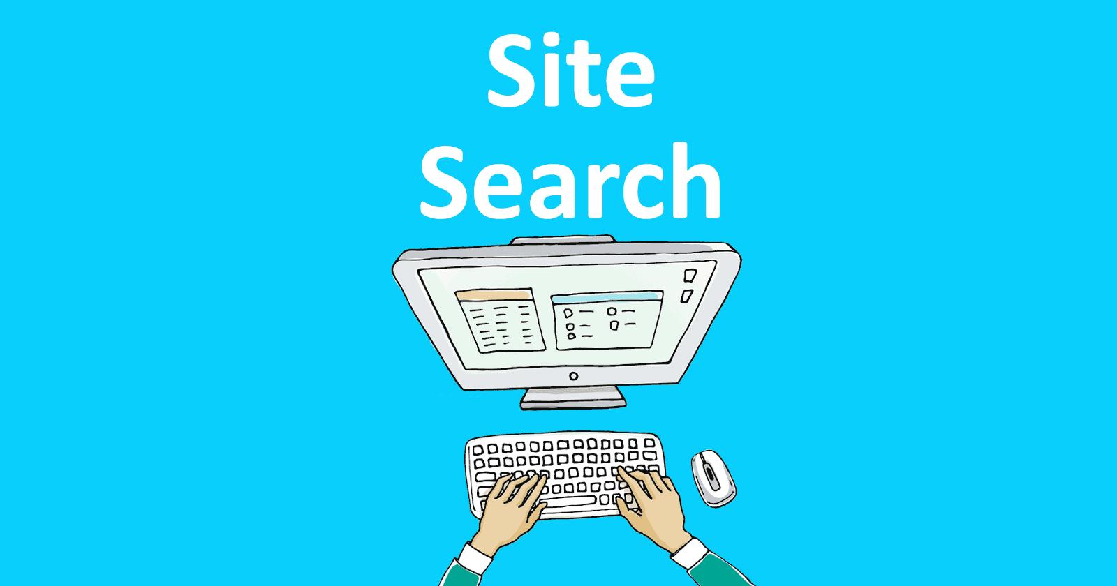 Google cảnh báo về các giả định dựa trên trang web: tìm kiếm 1