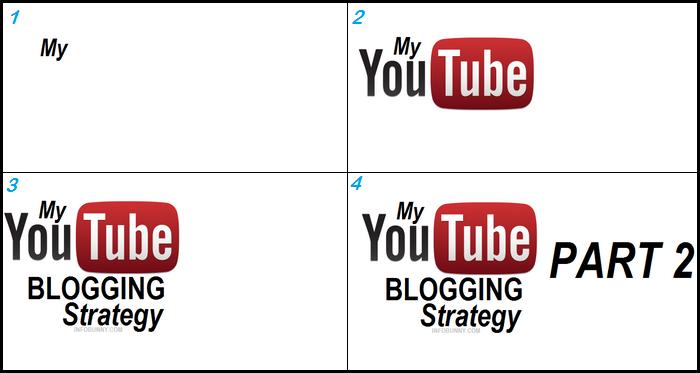 My-YouTube-Blogging-Strategie-Teil-2 - Bilder