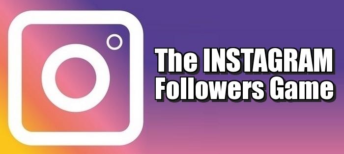 El juego de seguidores de Instagram