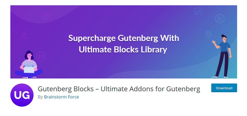 Biểu ngữ khối Gutenberg: Các plugin tối ưu cho Gutenberg